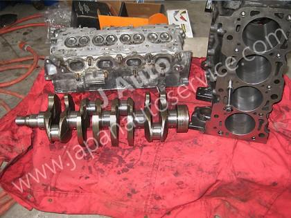 Ремонт на двигател 26