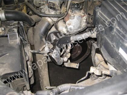 Ремонт на двигател 17
