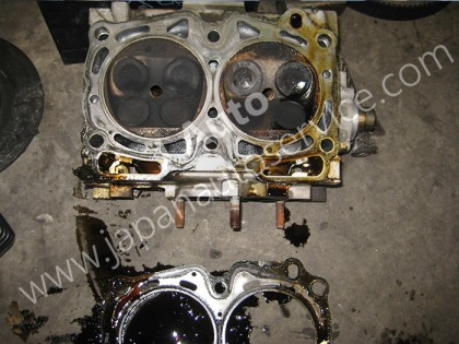 Ремонт на двигател 15