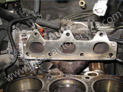 Ремонт на двигател 13