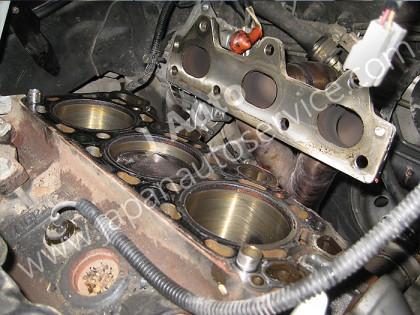 Ремонт на двигател 14