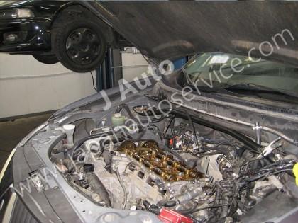 Ремонт на двигател 11