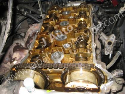 Ремонт на двигател 12