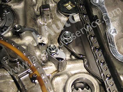 Ремонт на двигател 31
