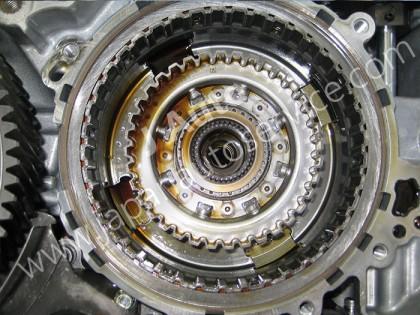 Ремонт на CVT скоростна кутия 06